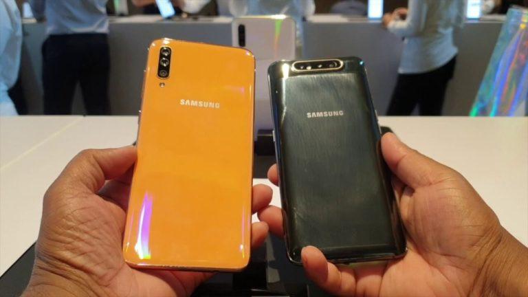 Otkup A70 i A80 telefona