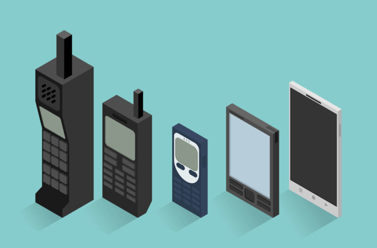 Mobilni telefoni koji su promenili svet