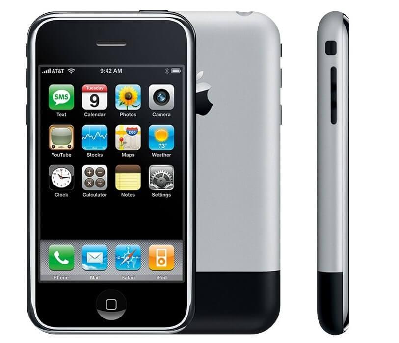 Mobilni telefoni koji su promenili svet zauvek Apple iPhone