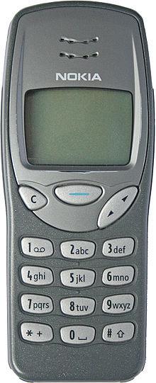 Mobilni telefoni koji su promenili svet zauvek Nokia_3210_3